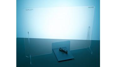 Spuckschutz - Plexiglass 4mm