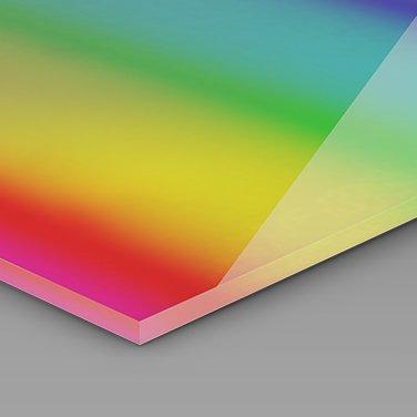 zor plexiglass color profile