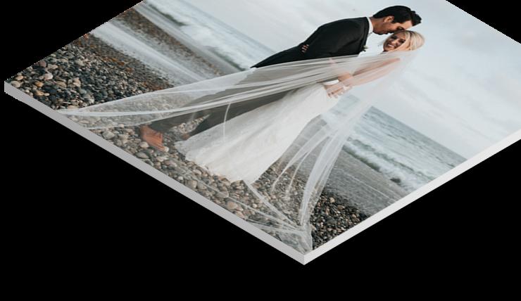 Placă de forex personalizată online și imprimată cu poza ta