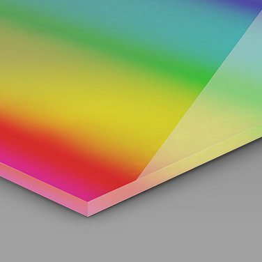 Icc profile acrylic prints
